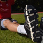 Přední aktivace stehenních svalů
